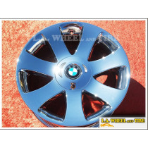 "BMW 7-series Style 175 OEM 18"" Set of 4 Chrome Wheels"