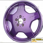 New Hybrid Finishes from L.A. Wheel and Tire
