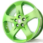 The Benefits of Powder Coating Your Wheels thru L.A. Wheel and Tire