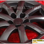 How L.A. Wheel and Tire Powder Coats Wheels