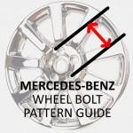 Wheel Bolt Patterns: Mercedes-Benz