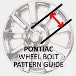 Wheel Bolt Patterns: Pontiac