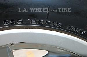 Tire Dimensions