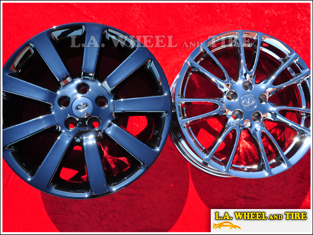 L A  Wheel - Chrome OEM Wheel Experts | los angeles chroming