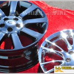 All About L.A. Wheel and Tire's New WinterChrome™ Finish