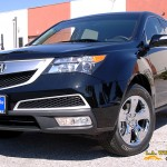 2010 Acura MDX w/ L.A. Wheel chrome