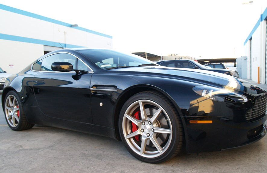 L A Wheel Chrome Oem Wheel Experts Aston Martin Bentley