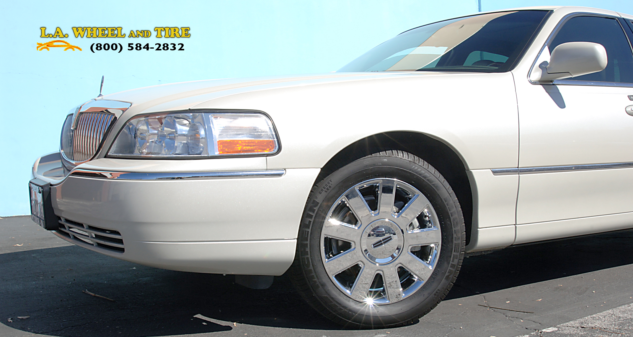 L A Wheel Chrome Oem Wheel Experts Customer Rides L A Wheel