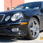 Mercedes-Benz w/ L.A. Wheel Chrome