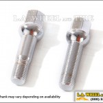 Mercedes Chrome Lug Bolts LB2100