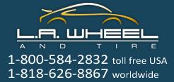 L.A. Wheel Store Logo