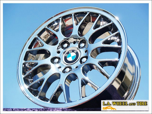 L A Wheel Chrome Oem Wheel Experts Bmw 3 Series Z3 Style 42 Oem 16 Quot Set Of 4 Chrome