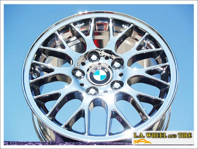 L A Wheel Chrome Oem Wheel Experts Bmw 3 Series Z3