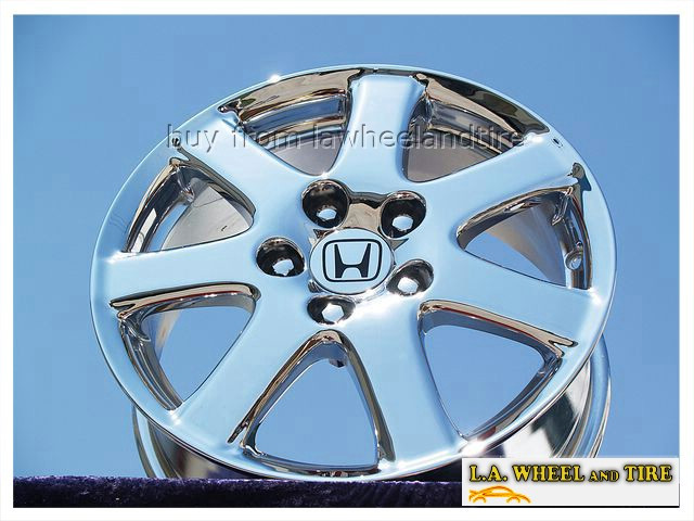 L.A. Wheel - Chrome OEM Wheel Experts | Honda Accord OEM ...