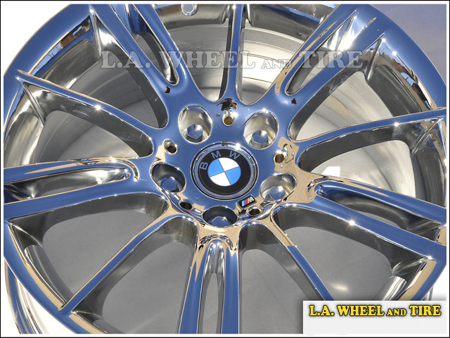 L A Wheel Chrome Oem Wheel Experts Bmw 3 Series Style