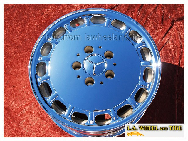 L.A. Wheel - Chrome OEM Wheel Experts | Mercedes-Benz S / SL-class OEM 15