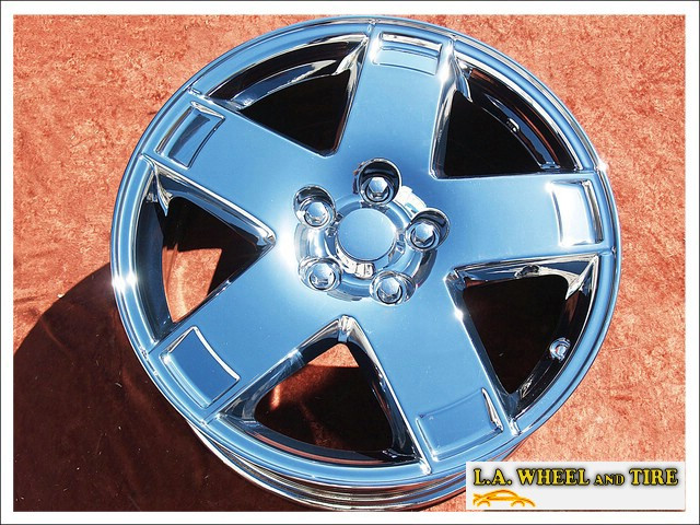 L A Wheel Chrome Oem Wheel Experts Dodge Charger