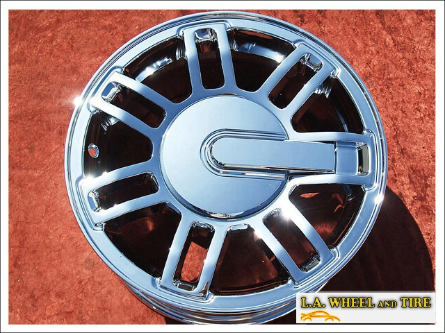 "Hummer H3 OEM 16"" Set of 4 Chrome Wheels 6304"