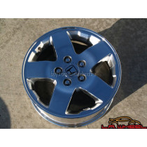 "Honda Element OEM 16"" Set of 4 Chrome Wheels"