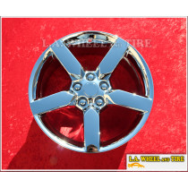 "Chevrolet Camaro OEM 19"" Set of 4 Chrome Wheels 5441 EXCHANGE"