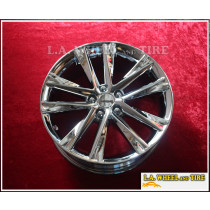 "Lexus RX350 / RX450h 19"" Set of 4 Chrome Wheels 74279"