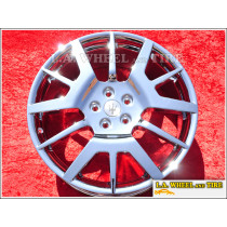 "Maserati GranTurismo Birdcage OEM 20"" Set of 4 Chrome Wheels"