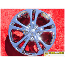 "Dodge Durango OEM 18"" Set of 4 Chrome Wheels 2394"