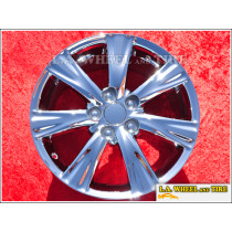 "Lexus GS350 / GS460 OEM 17"" Set of 4 Chrome Wheels"