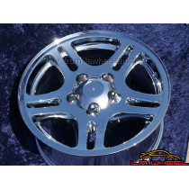 "Ford Expedition / F-150 OEM 17"" Set of 4 Chrome Wheels"