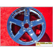 "Dodge Ram 1500 OEM 20"" Set of 4 Chrome Wheels NH1225"