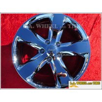 "Jeep Grand Cherokee OEM 20"" Set of 4 Chrome Wheels"