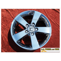 "Honda Civic OEM 16"" Set of 4 Chrome Wheels"