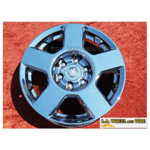 "Nissan Frontier / Xterra OEM 16"" Set of 4 Chrome Wheels"