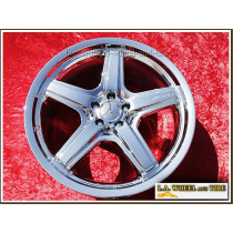 "Mercedes-Benz GL550 AMG OEM 21"" Set of 4 Chrome Wheels"
