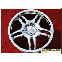 "Mercedes-Benz C55 AMG OEM 18"" Set of 4 Chrome Wheels"