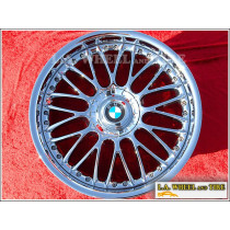 "BMW 7-series Style 101 (M101) OEM 20"" Set of 4 Chrome Wheels"