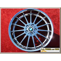 "BMW 7-series Style 32 OEM 20"" Set of 4 Chrome Wheels"