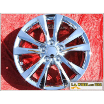 "Lexus ES350 OEM 17"" Set of 4 Chrome Wheels"