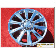 "Lexus LX570 OEM 20"" Set of 4 Chrome Wheels"