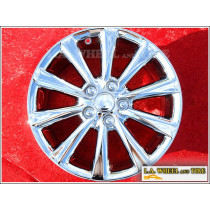 "Lexus IS250 / IS350 OEM 17"" Set of 4 Chrome Wheels"