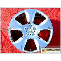 "Jaguar XF Volans OEM 20"" Set of 4 Chrome Wheels"