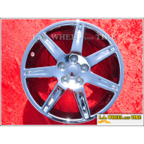 "Mitsubishi Eclipse / Galant OEM 18"" Set of 4 Chrome Wheels"