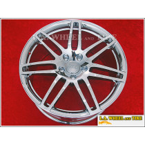 "Audi Q7 OEM 21"" Set of 4 Chrome Wheels"
