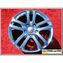 "Audi Q7 OEM 18"" Set of 4 Chrome Wheels"