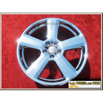 "Audi A8 OEM 19"" Set of 4 Chrome Wheels"