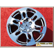 "Acura MDX OEM 18"" Set of 4 Chrome Wheels"