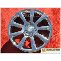 "Buick Lacrosse / Regal / Allure OEM 19"" Set of 4 Chrome Wheels 4097"