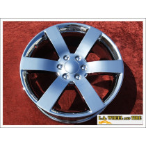 "Chevrolet Trailblazer SS OEM 20"" Set of 4 Chrome Wheels"