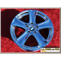"BMW X5 Style 209 OEM 18"" Set of 4 Chrome Wheels"