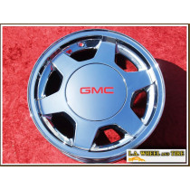 "GMC Sierra 1500 / Safari / Yukon OEM 16"" Set of 4 Chrome Wheels"